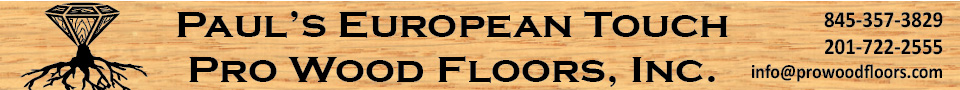 Paul's European Touch Pro Wood Floors, Inc.